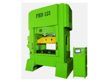 FHD-125  High Speed Punching Machine