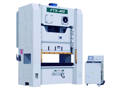 FTX-400 Closed type Double Crank High Precision Punching Press